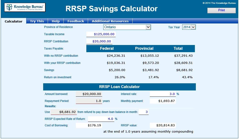 amortization savings calculator