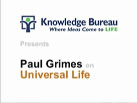 Paul Grimes - Universal Life