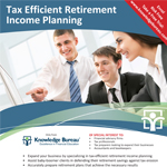 Tax Efficient Retirement Income Planning