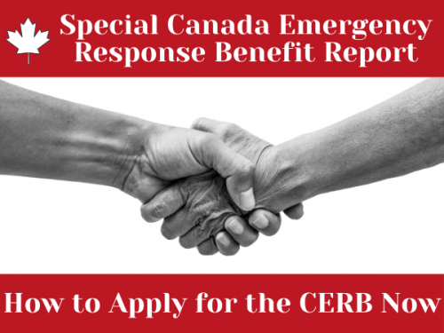 How To Apply For Cerb July